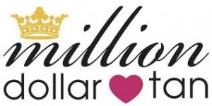 Million Dollar Tan Logo